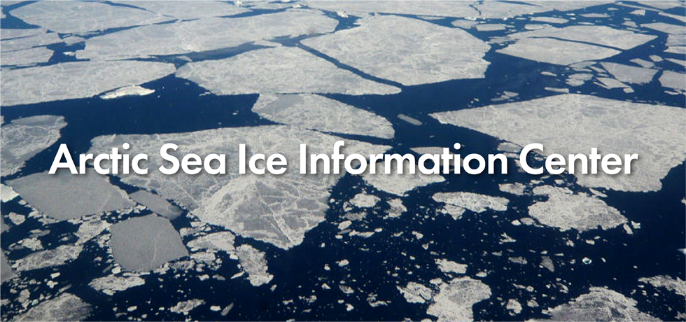 Arctic Sea Ice Information Cente