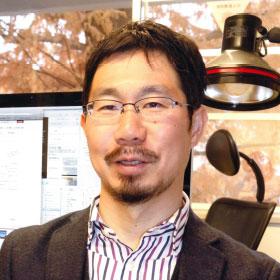 Principal Investigator Hiroki Takakura