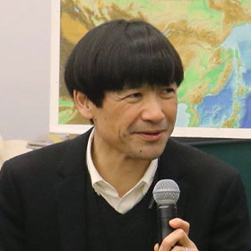 Principal Investigator Shin Sugiyama