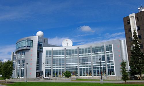 IARC International Arctic Research Center, University of Alaska Fairbanks