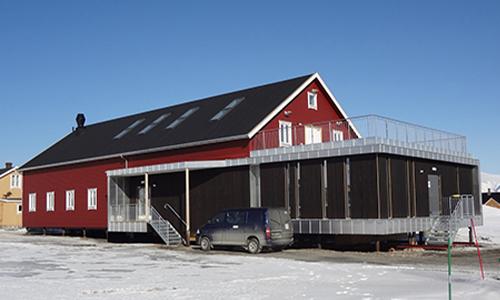 Ny-Ålesund NIPR Observatory