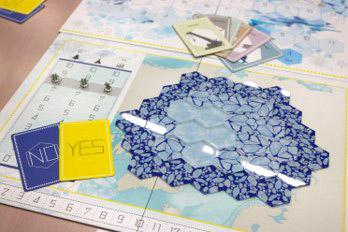 北極ボードゲームイメージ1