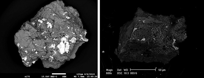 New Technique Enables Mineral ID of Precious Antarctic Micrometeorites