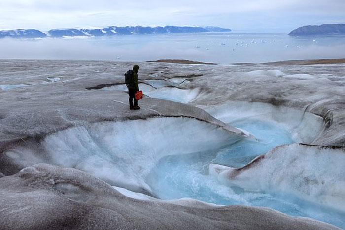 グリーンランド氷床観測チーム 観測便り